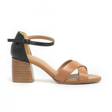 sandals woman lorenzo masiero a401tc5410 vit murano honey 2911