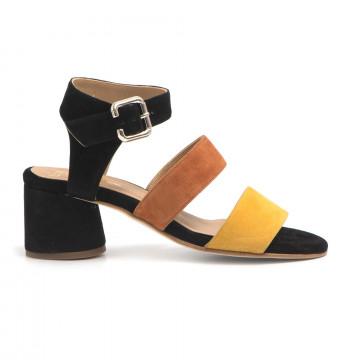 sandalen damen lorenzo masiero a4065409 cam nero 2912