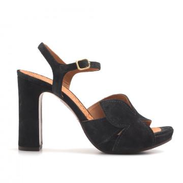 sandals woman chie mihara cm c ross32jean pizarra 2990