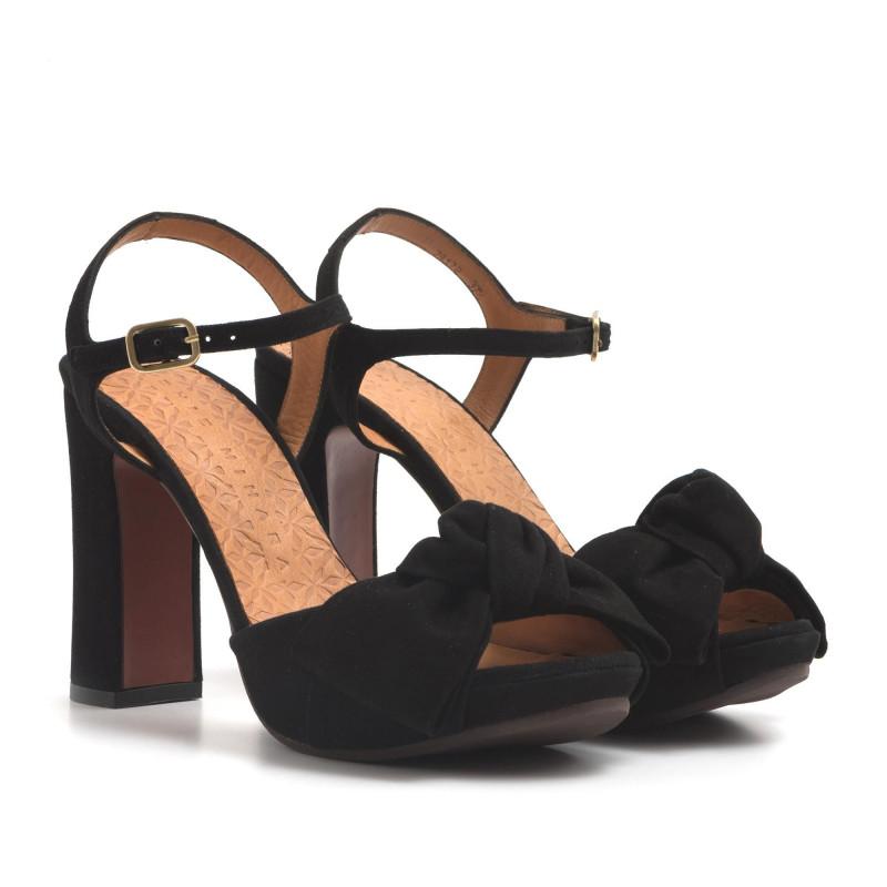 sandals woman chie mihara cm cactusante negro 2989