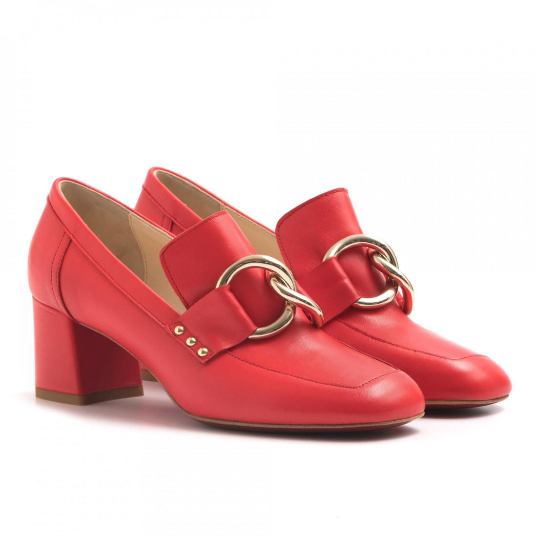 loafers woman franco colli fc 1279689 nappa ribes 3042