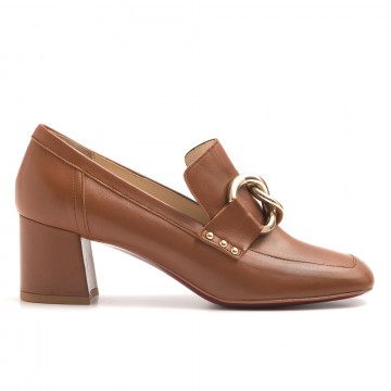 loafers woman franco colli fc 1279689 nappa cuoio 3043