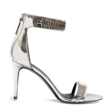 sandals woman kendall kylie miaaargento 3045