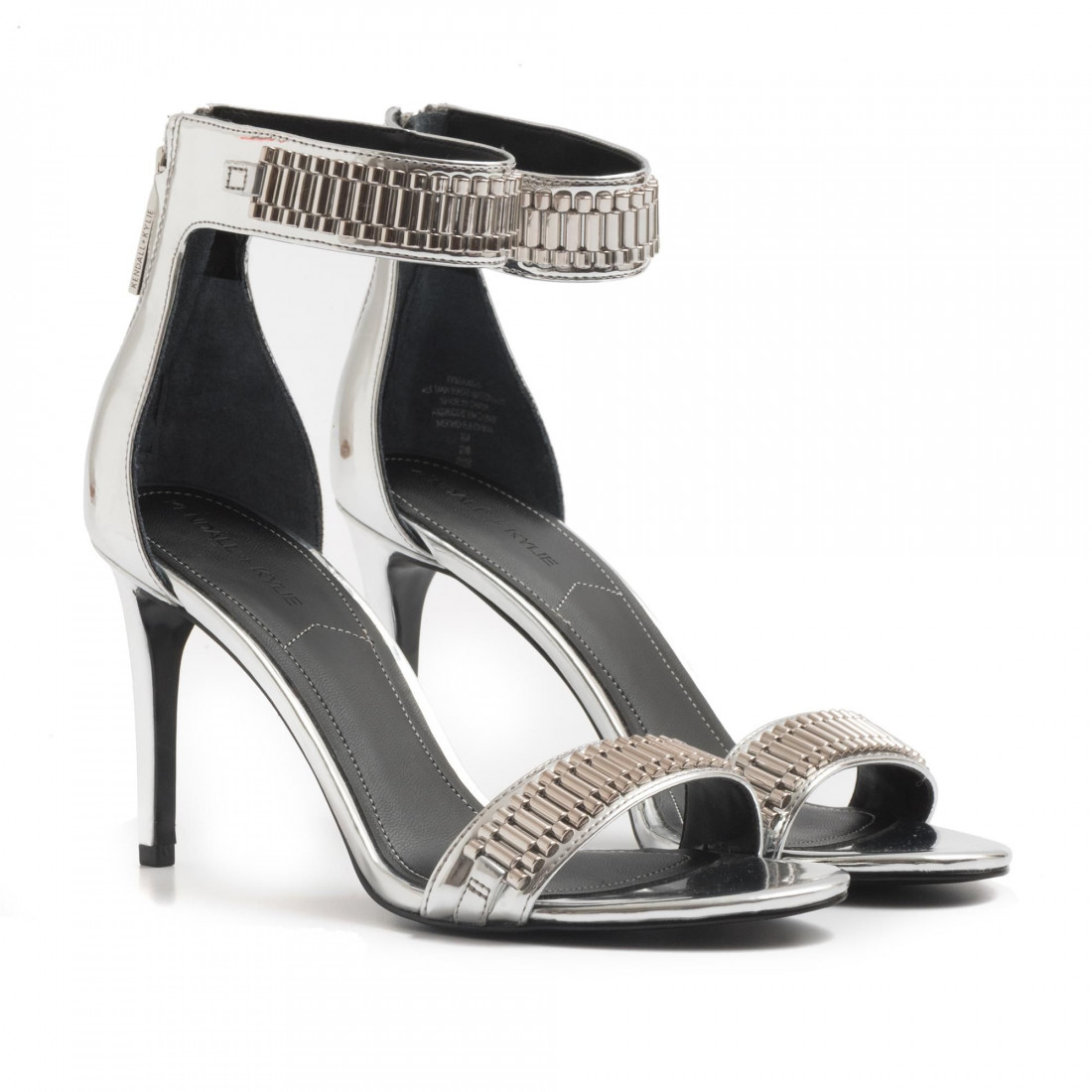 sandals woman kendall kylie miaaargento 3045