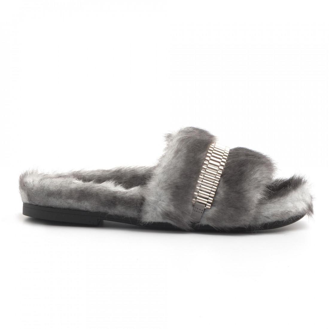 sandals woman kendall kylie shadegrey 3046