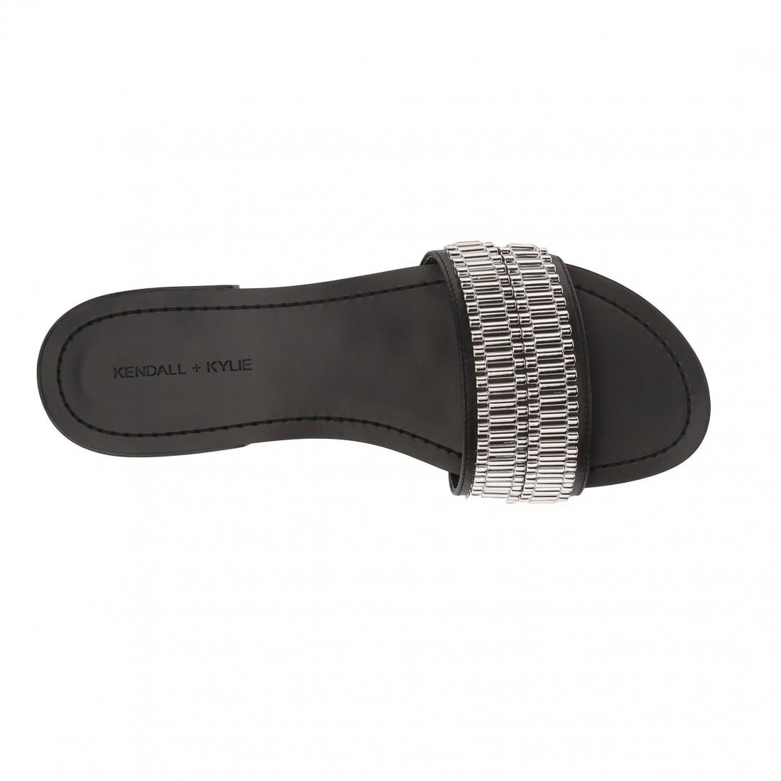 sandals woman kendall kylie kennedyblk 3047