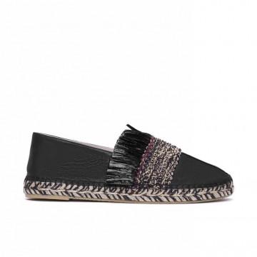 slipper damen paloma barcelo ruscopuntiraf black 3071