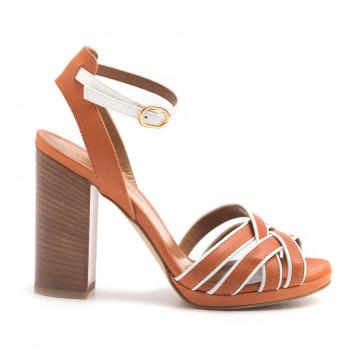 sandals woman moero 1011 996pelle multi 3093