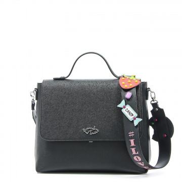 handbags woman braccialini b12113trendy nero 3137