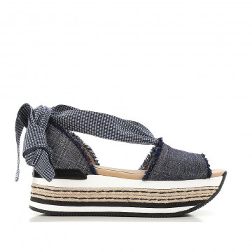 sandals woman hogan hxw3600ah40fequ802 3078