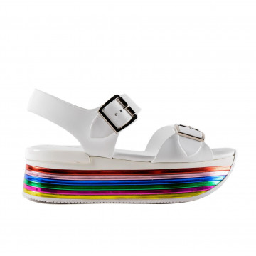 sandalen damen hogan gyw3690aa40klab001 3030