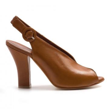 sandals woman greta ingrid 1906capra cuoio 3223