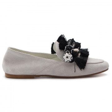 loafers woman les etoiles s301a9silk b 3237