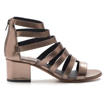 sandals woman dei colli rosso104918 taupe 3261