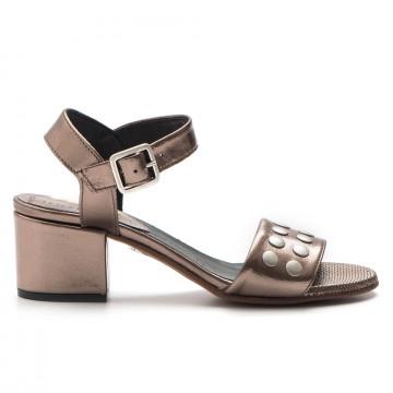sandals woman dei colli rosso130918 taupe 3263
