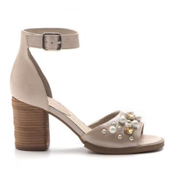 sandalen damen dei colli cloud112514 canapa 3265
