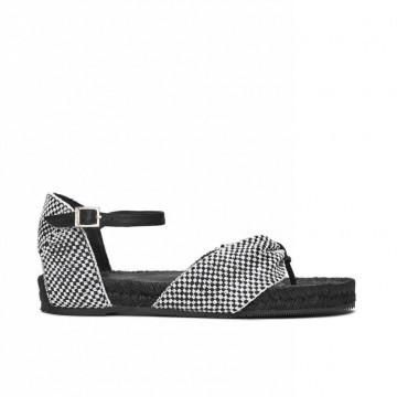 sandalen damen paloma barcelo clinopodiocombi bet black nat 3066