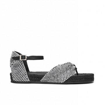 sandals woman paloma barcelo clinopodiocombi bet black nat 3066