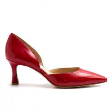 pumps woman sangiorgio 917 72113vern rosso 3301