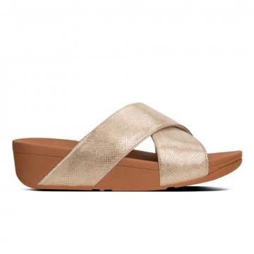 sandals woman fitflop k59563lulu cross 3322