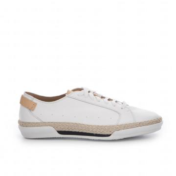 sneakers man sax 18301prince bianco 3382