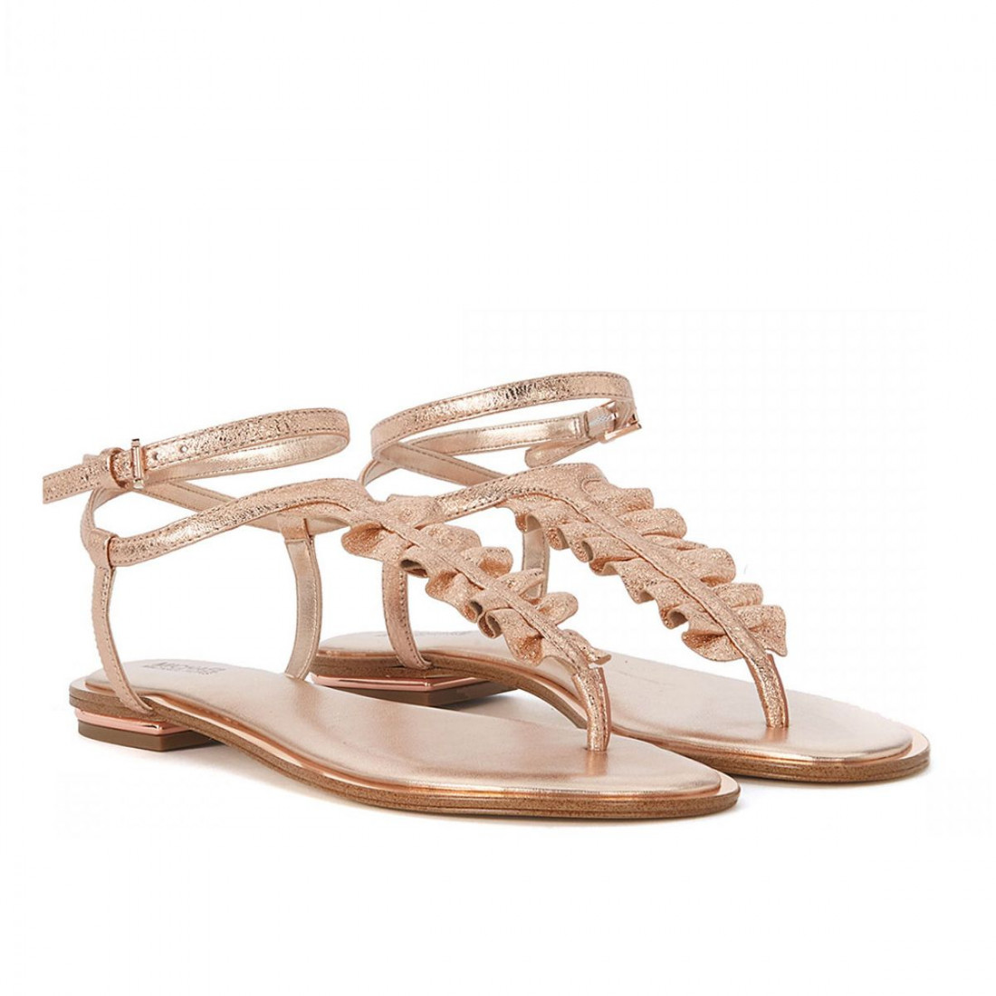 sandals woman michael kors 40s8blfa3m 187 3452
