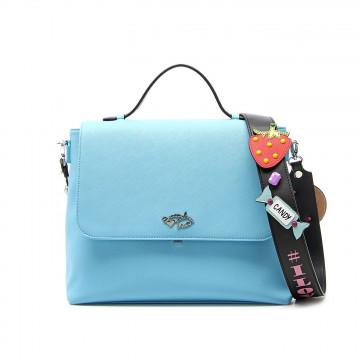handbags woman braccialini b12113trendy celeste 3470