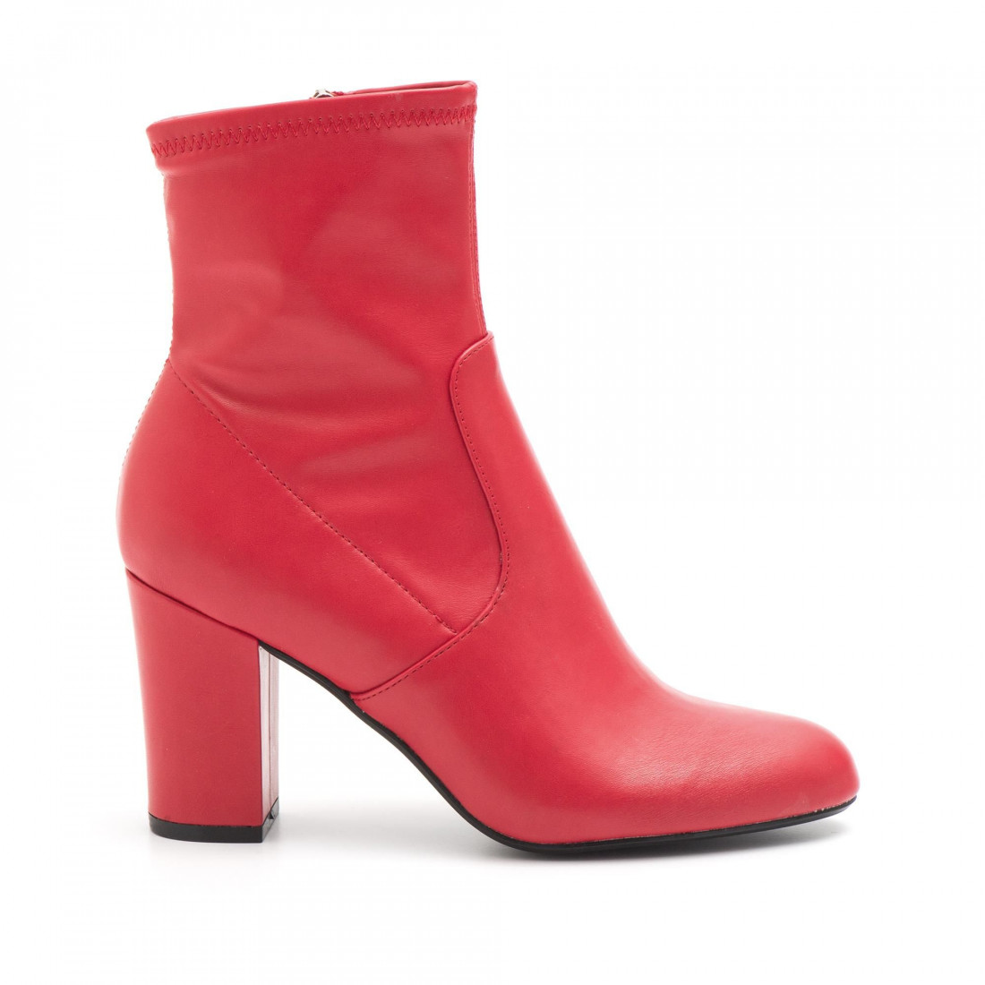 de79147e9790 booties woman steve madden smsactualred 3545