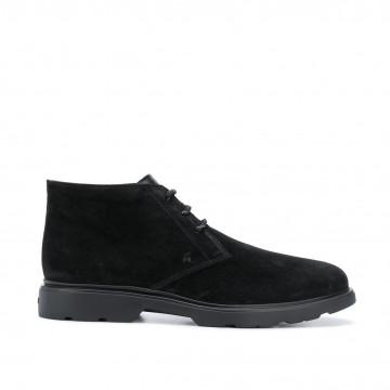 lace up ankle boots man hogan hxm3930w352jcgb999 3623