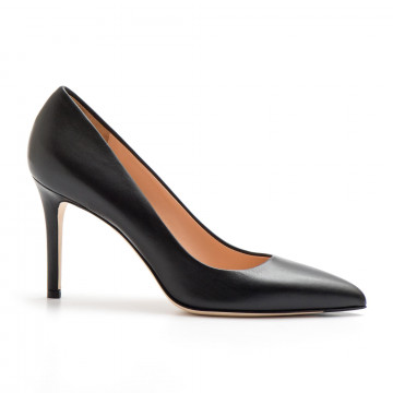 pumps woman sergio levantesi dyvanappa nera 3691