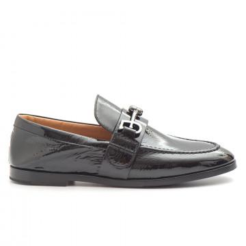 loafers woman fabi fd5755zoe nero 3695