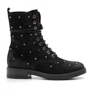 military boots woman dei colli black 213200 3732