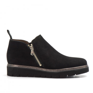 sneakers woman alfredo giantin 6033cam nero 3783