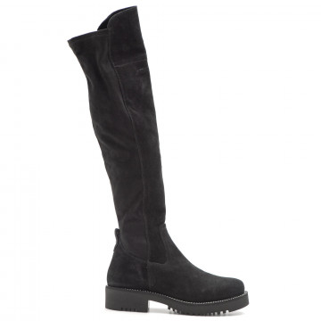 boots woman keb 984piuma nera 3792