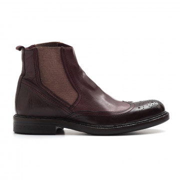 lace up man hundred m 88028 luxor bordeaux 3750