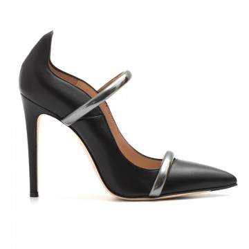 pumps woman sergio levantesi luysenappa nera 3848