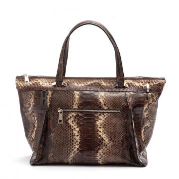 handbags woman ghibli 4770ri python 3901