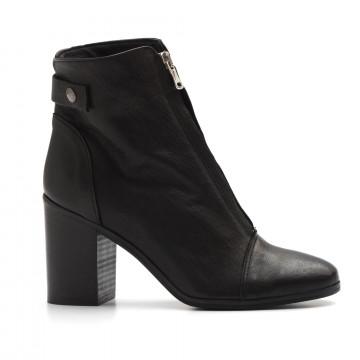 booties woman nsand 22040mvit nero 3925