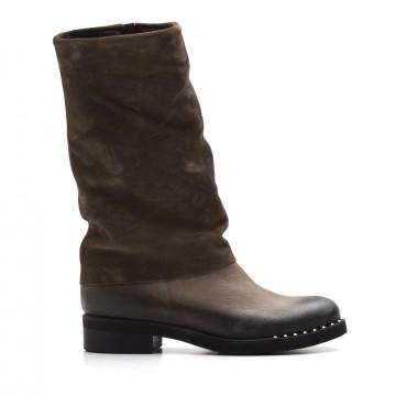 stiefel  boots damen nsand as214vit opaque 3927