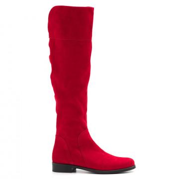 boots woman sangiorgio ng 781cuba cam rosso 4043