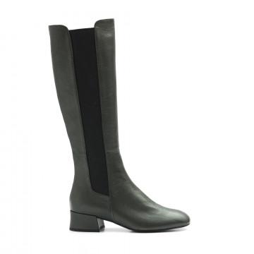 boots woman sangiorgio 6144st 80225mord verde 4053