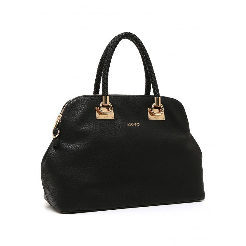 handbags woman liu jo n66089e001122222 nero 470