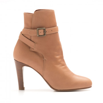booties woman lorenzo masiero rinya cuoio 4197
