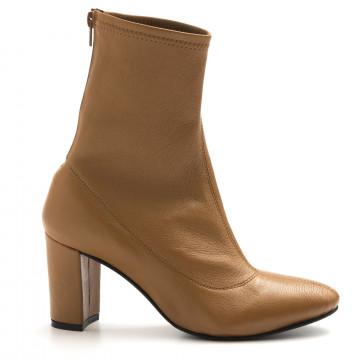 booties woman larianna el 3002nappa cuoio 4373
