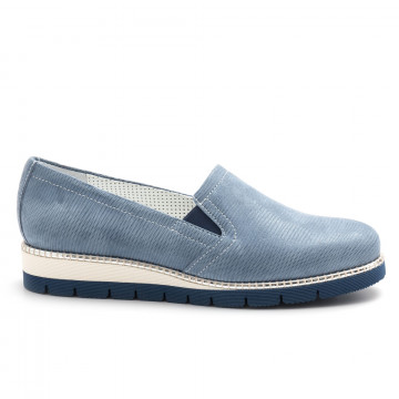 loafers woman alfredo giantin 6226teina jeans 4445