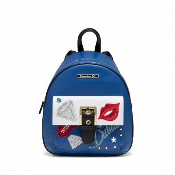 backpacks woman braccialini b12872rock travel 4324