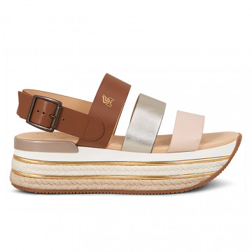 sandals woman hogan hxw4320bk60kxz0qeo 4250
