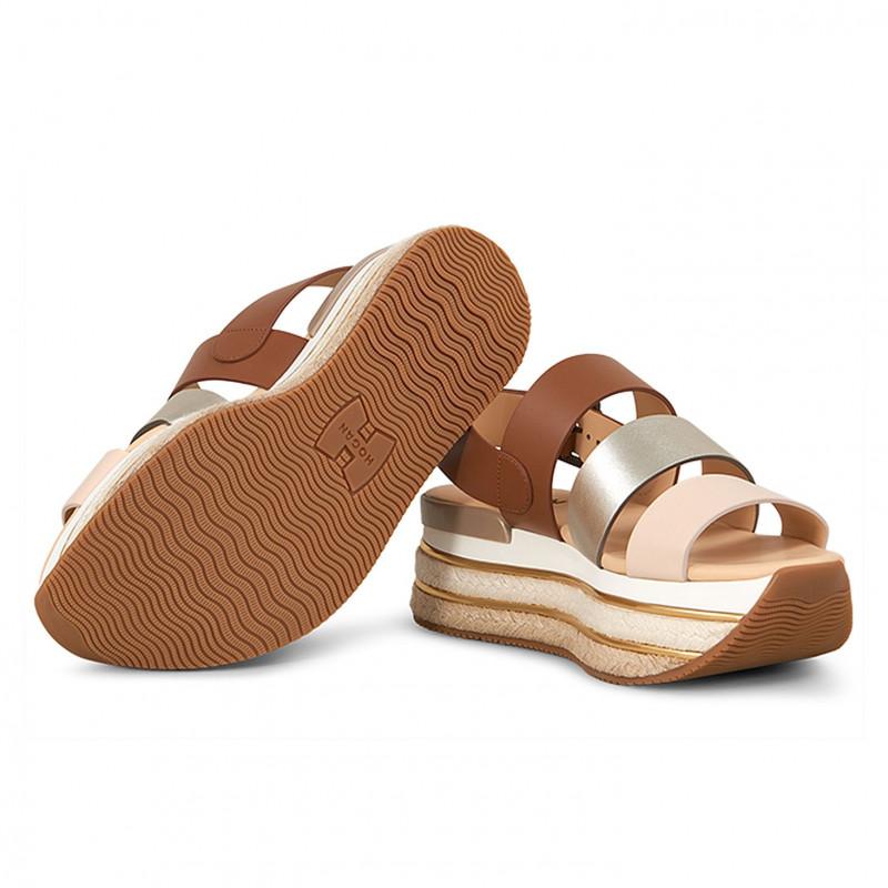 sandals woman hogan hxw4320bk60kxz0qeo 4250