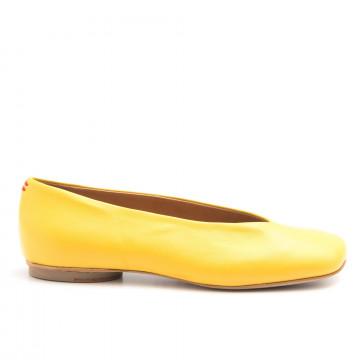 ballerinas woman halmanera odette 01baron giallo 4543