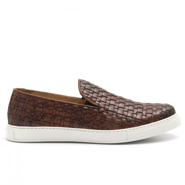 slip on man brecos 867214002 vit brandy 4576